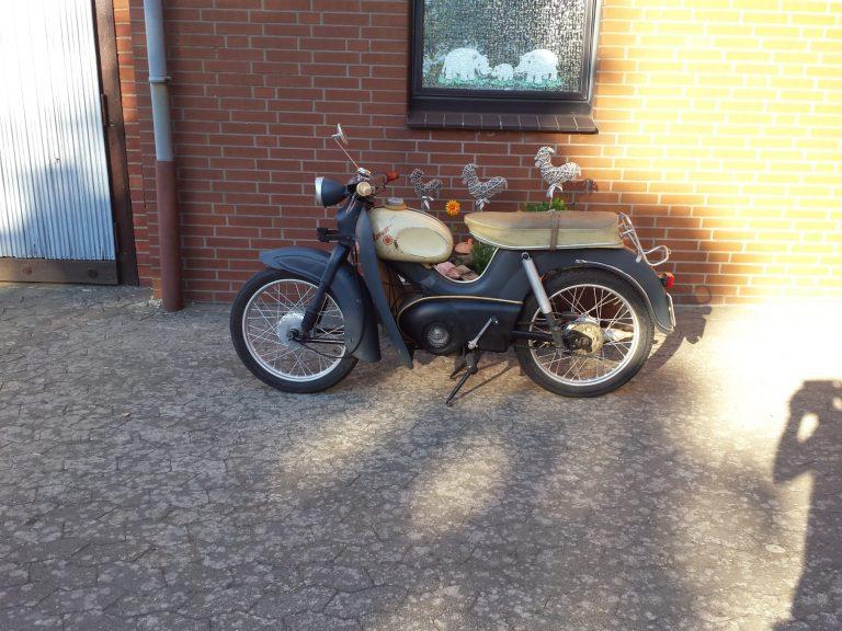 Kreidler K 54/0-M | 1962 | 2 PS