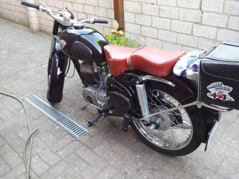 Maico M200 | 1953 | 11 PS